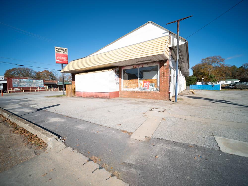 Now abandoned Whitesburg, Ga in Carroll County.
