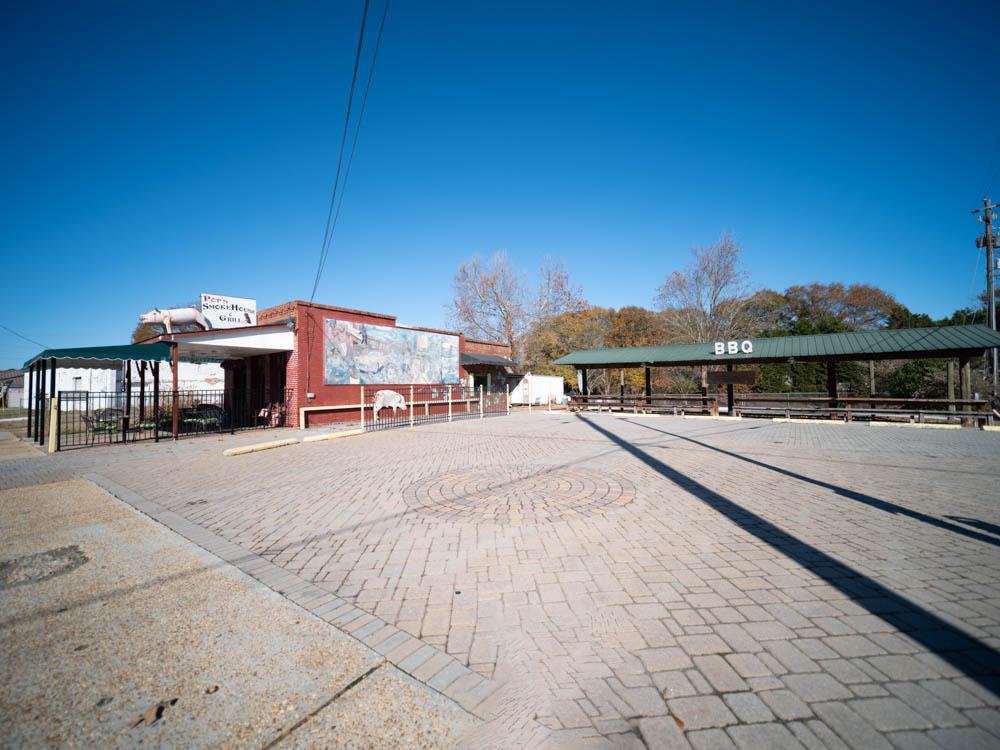 Pop's Smokehouse and BBQ in Palmetto, Ga in Fulton County